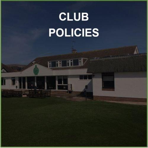 Club Policies