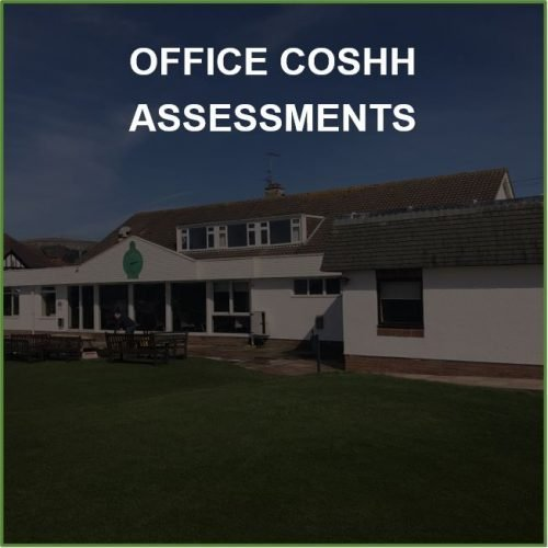 Office COSHH Assessments