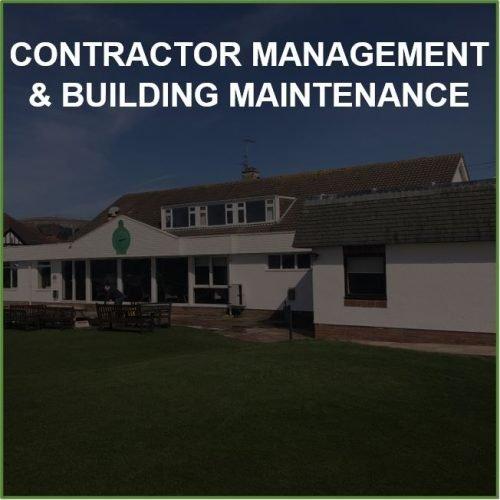 Contractor Management / Building Maintenance