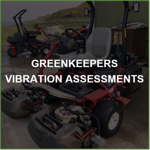 Greenkeepers Vibration Assessments