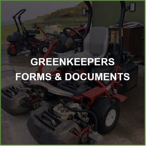 Greenkeepers Health & Safety Forms and Documents