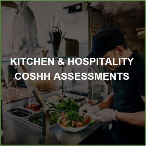 Kitchen & Hospitality COSHH Assessments