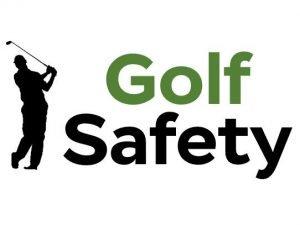 Golf health and Safety UK Logo